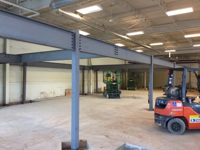 RTSP Commercial Renovation