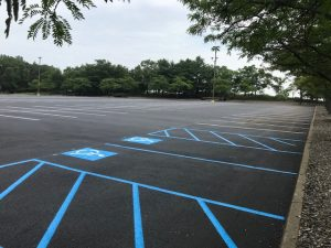 Parking Lot Renovation