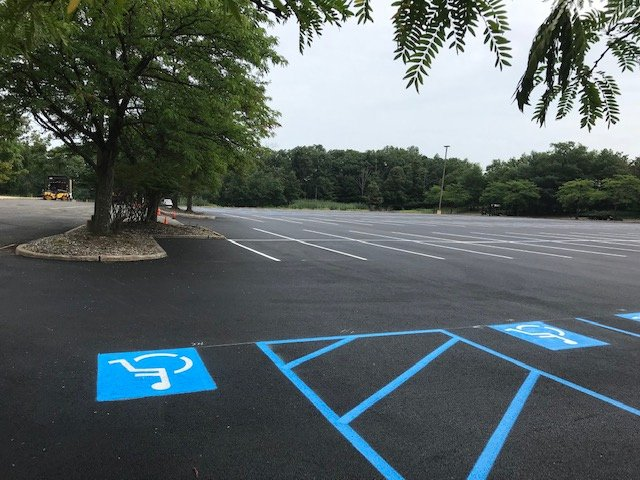 Parking Lot Renovation